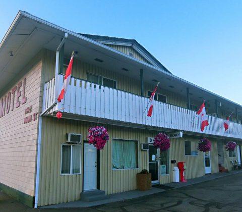 5000 Motel Office